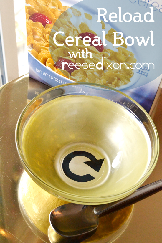 Reload Cereal Bowl