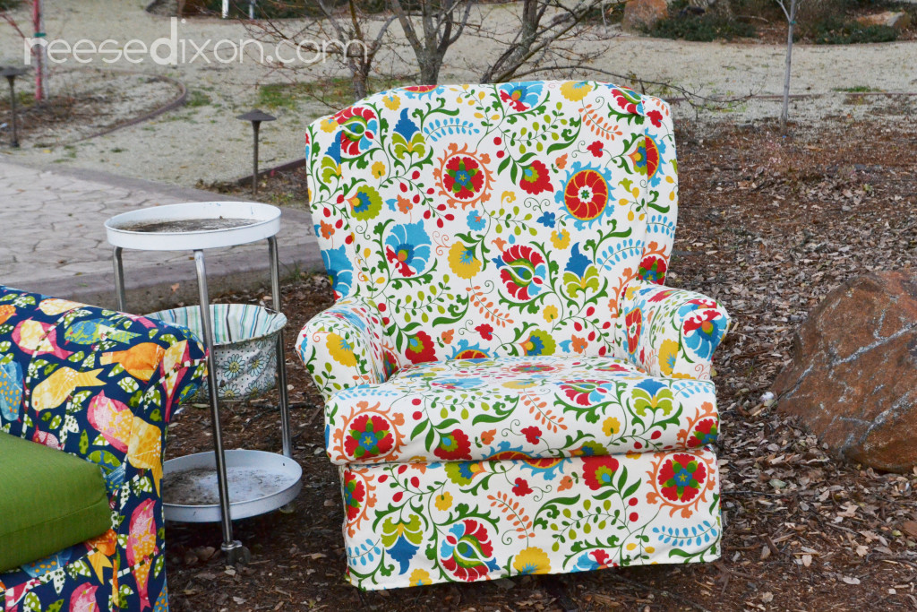 Outdoor Armchair