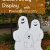 Ghost Family Display